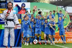 Коли Роналду та весь світ позаду: 10 незабутніх моментів України в спорті 2019-го