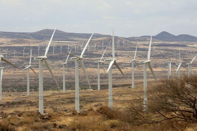Станція Lake Turkana Wind Project в Кенії