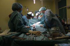 Трансплантация органов в Украине