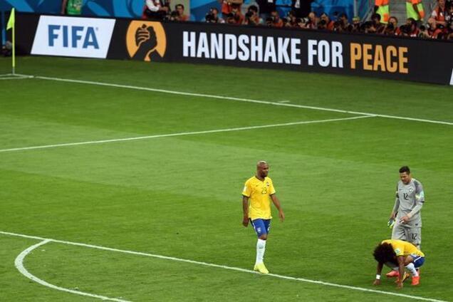 Бразилія - Німеччина - 1:7