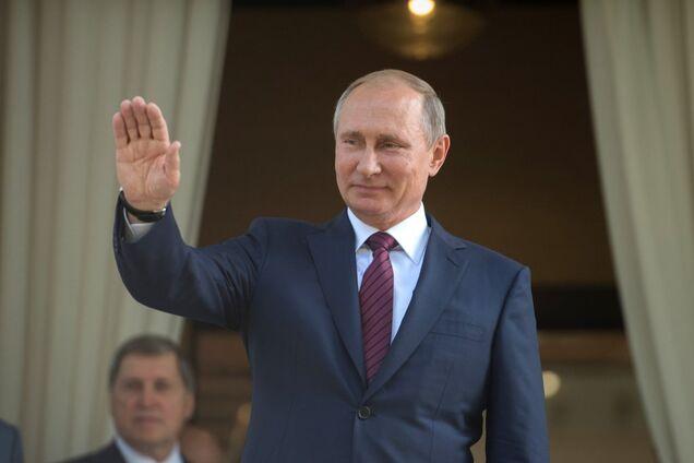 Путин обвинил Польшу в сговоре с Гитлером