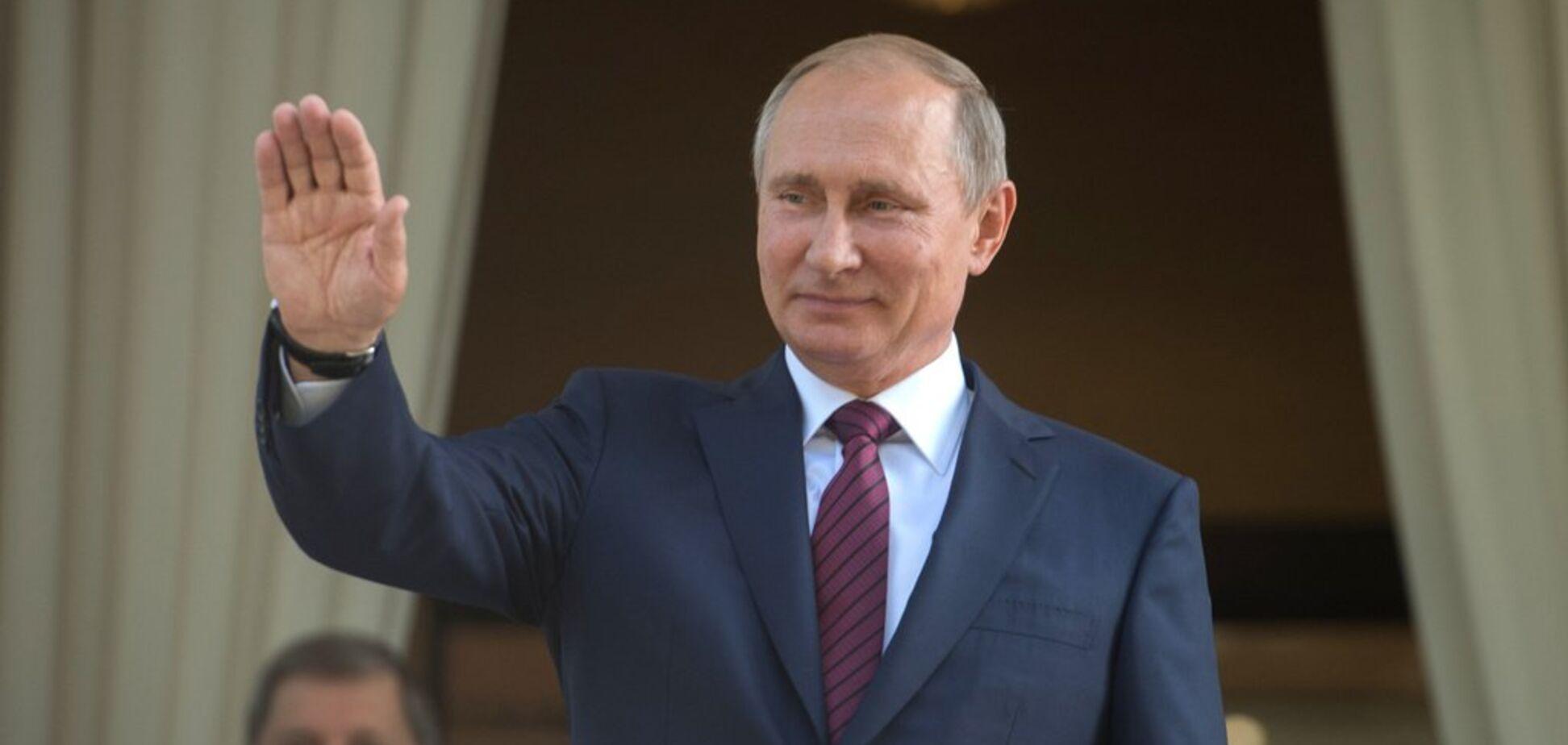 Путін звинуватив Польщу в змові з Гітлером