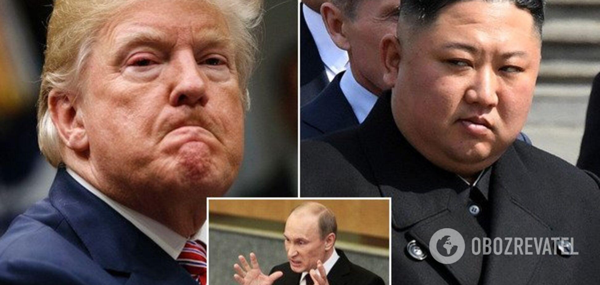 Хуже Путина и Ким Чен Ына? Трампа признали 'самым опасным' в мире