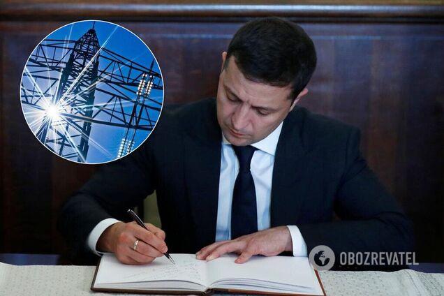 Зеленский запретил импорт электричества из России
