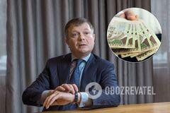 З банку Жеваго примусово стягнуть 1,5 млрд гривень