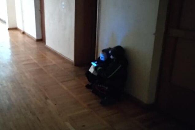 У Києві в пансіонаті з переселенцями трапилася НП