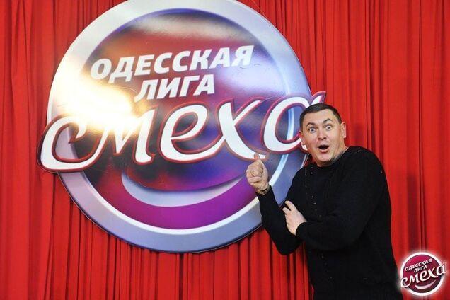 """Тренер """"Ліги Сміху"""" став одеським чиновником"""