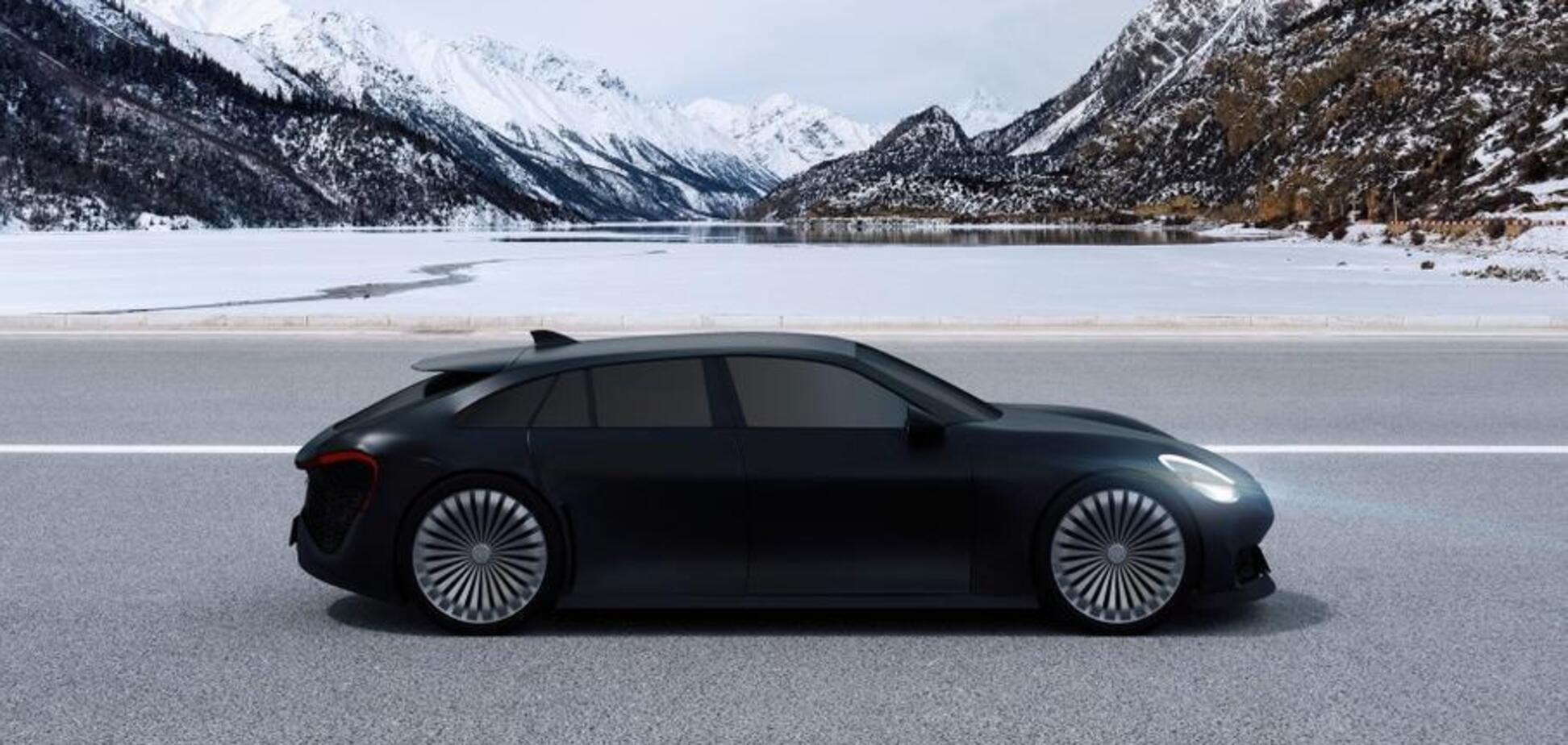 В России электромобиль 'Монарх' не доехал до собственной презентации