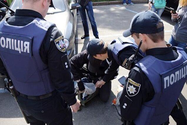 Ілюстрація. Поліція