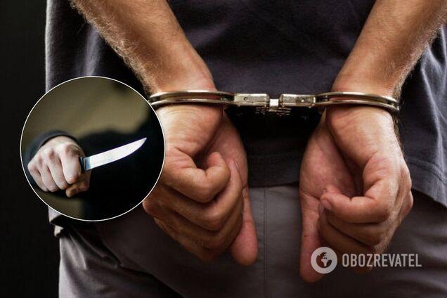"""На Київщині впіймали """"кримінального авторитета"""""""