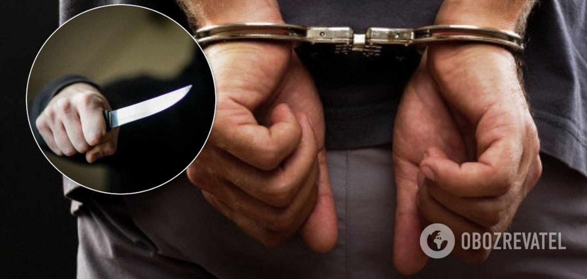 На Київщині впіймали 'кримінального авторитета'