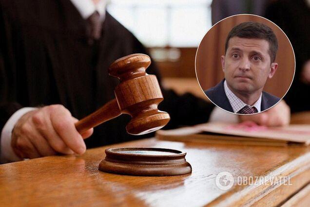В Івано-Франківську засудили жінку-фанатку Зеленського