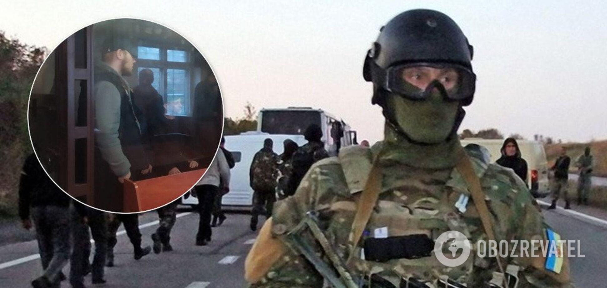 'Маріупольські терористи' написали заяви про участь в обміні