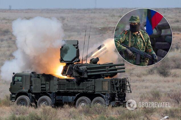 Росія раптово стягнула зброю до лінії розмежування на Донбасі