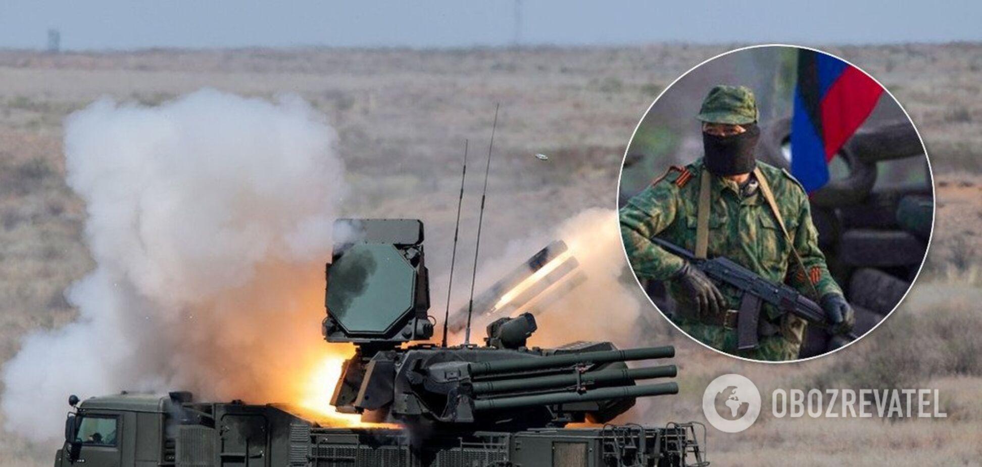Росія раптово стягнула зброю на передову: у розвідці зробили заяву
