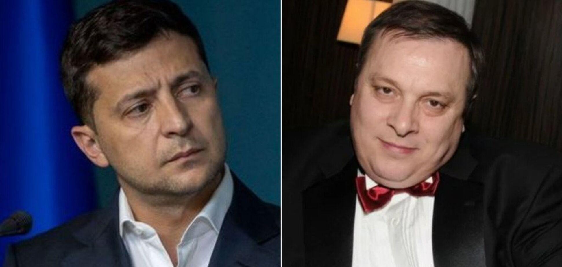 'Убиваете бездействием': Разин разразился обвинениями в адрес Зеленского