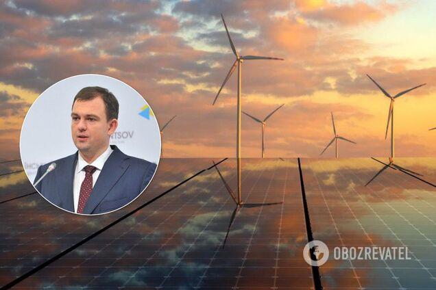 """В """"Укрэнерго"""" рассказали о кризисе """"зеленых"""" тарифов"""