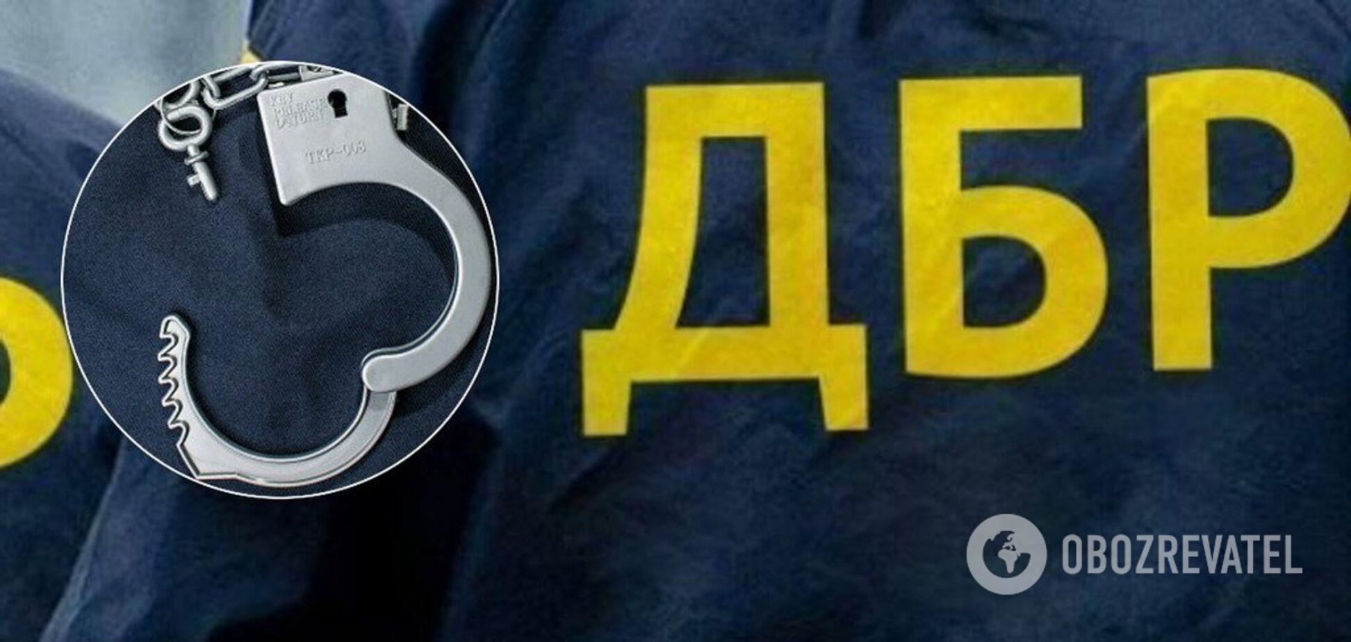 Працював на Росію: у Києві затримали поліцейського-зрадника. Фото