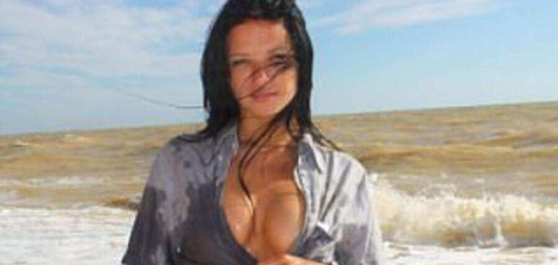 Дружина Усика відкрила груди і викликала фурор в Instagram