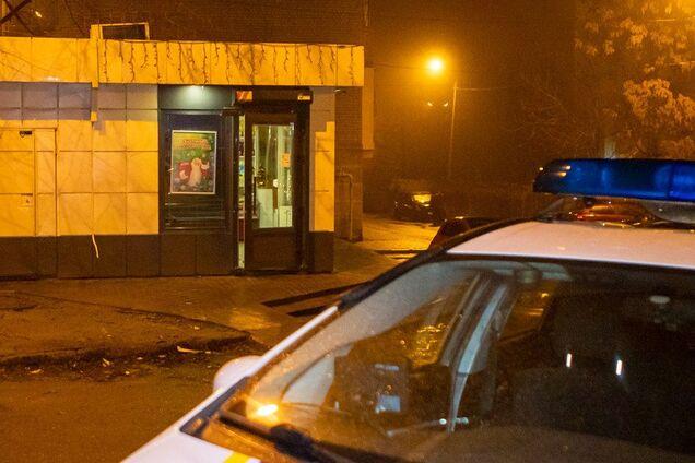 У Дніпрі пограбували ковбасний магазин