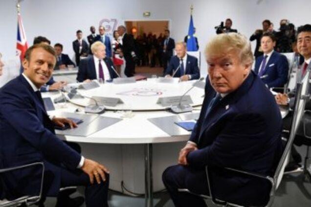 Путін не отримував запрошення брати участь в саміті G7