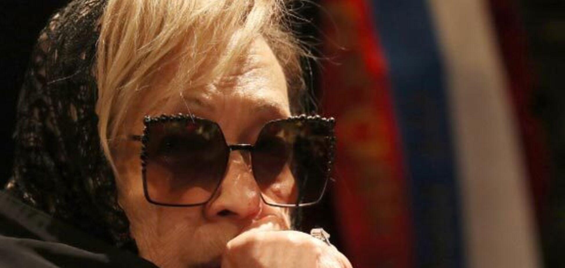 Появилось последнее фото и видео умершей актрисы Галины Волчек на публике