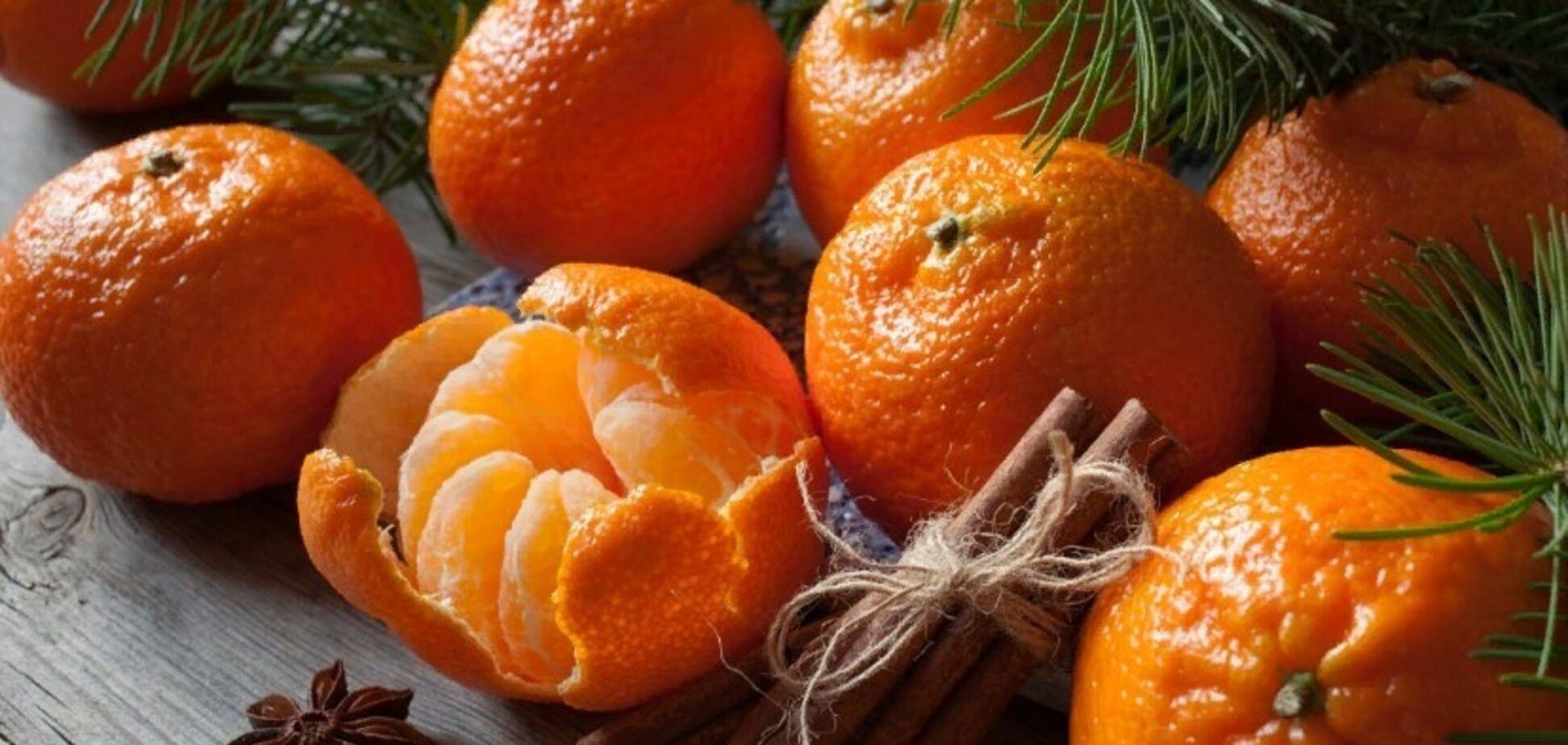 'Не лікують застуди!' Супрун розповіла про користь і шкоду мандаринів