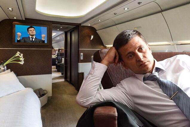 Президент потратил на перелет в швейцарский Давос свыше 2,5 млн гривен