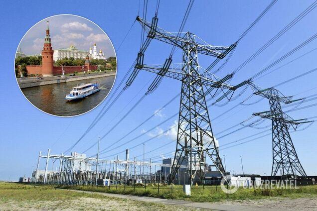 Росія запропонувала купувати у неї електроенергію