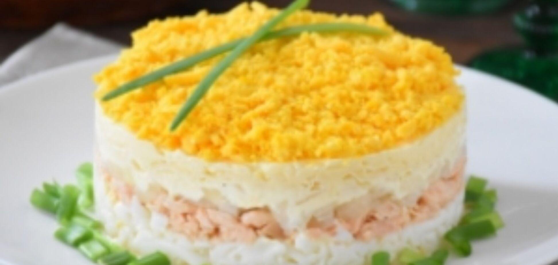 Рецепт самого вкусного салата Мимоза