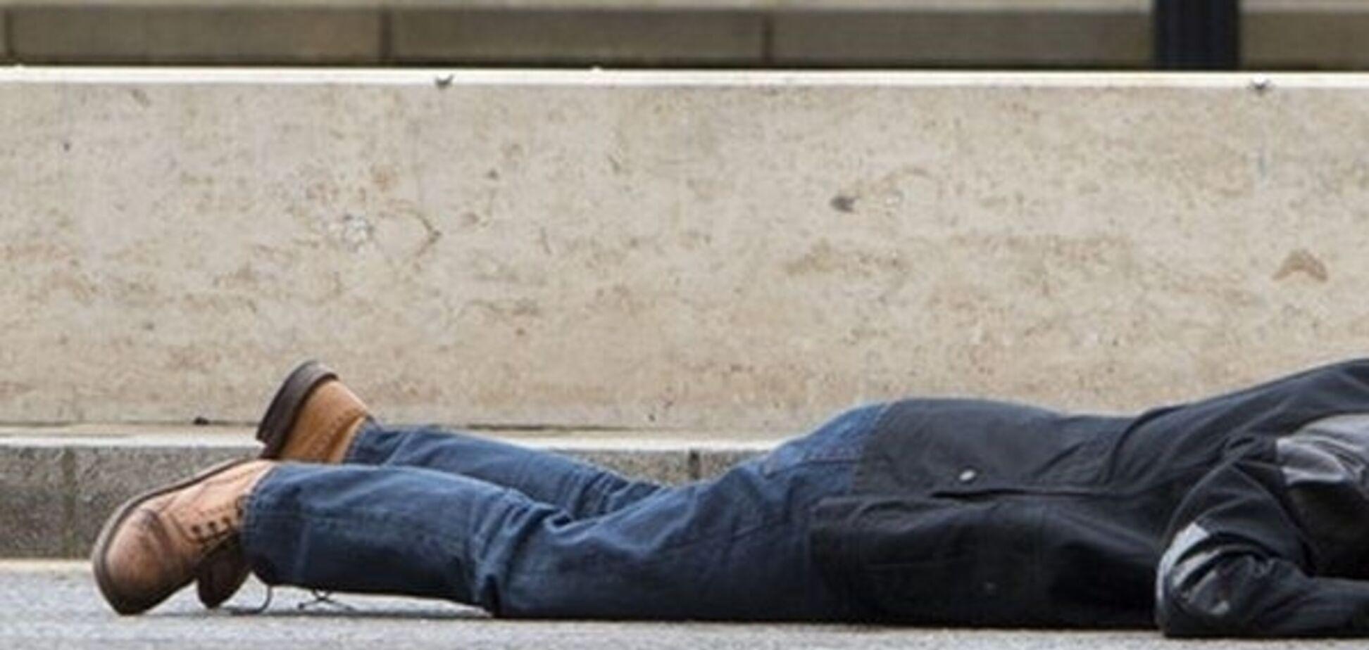 Знімав агонію на телефон: у Харкові трапився дикий інцидент