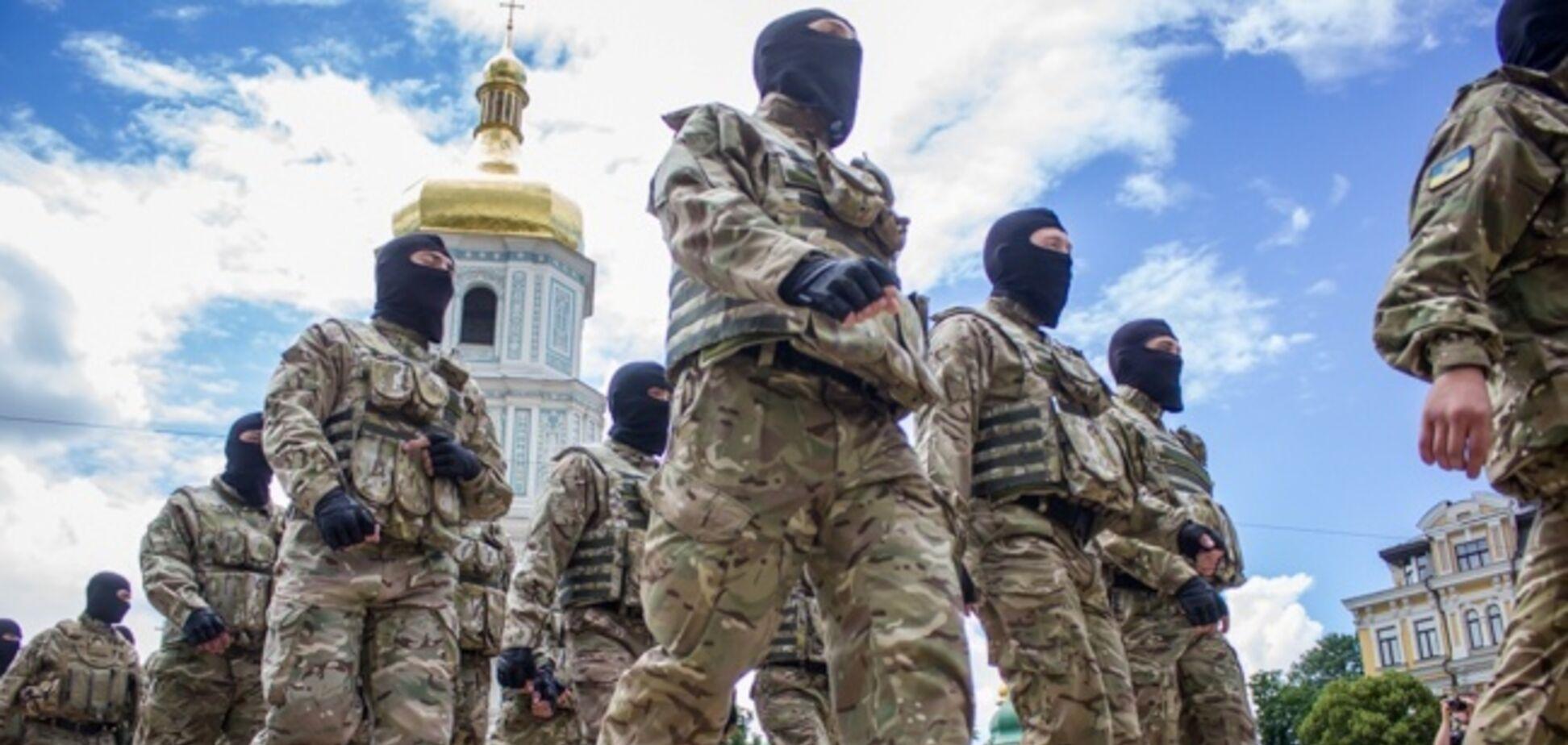 В Украине упростили получение гражданства добровольцам