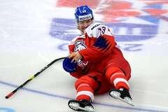 'Убить за 6 секунд': россияне 'сломали' звезду сборной Чехии на ЧМ по хоккею