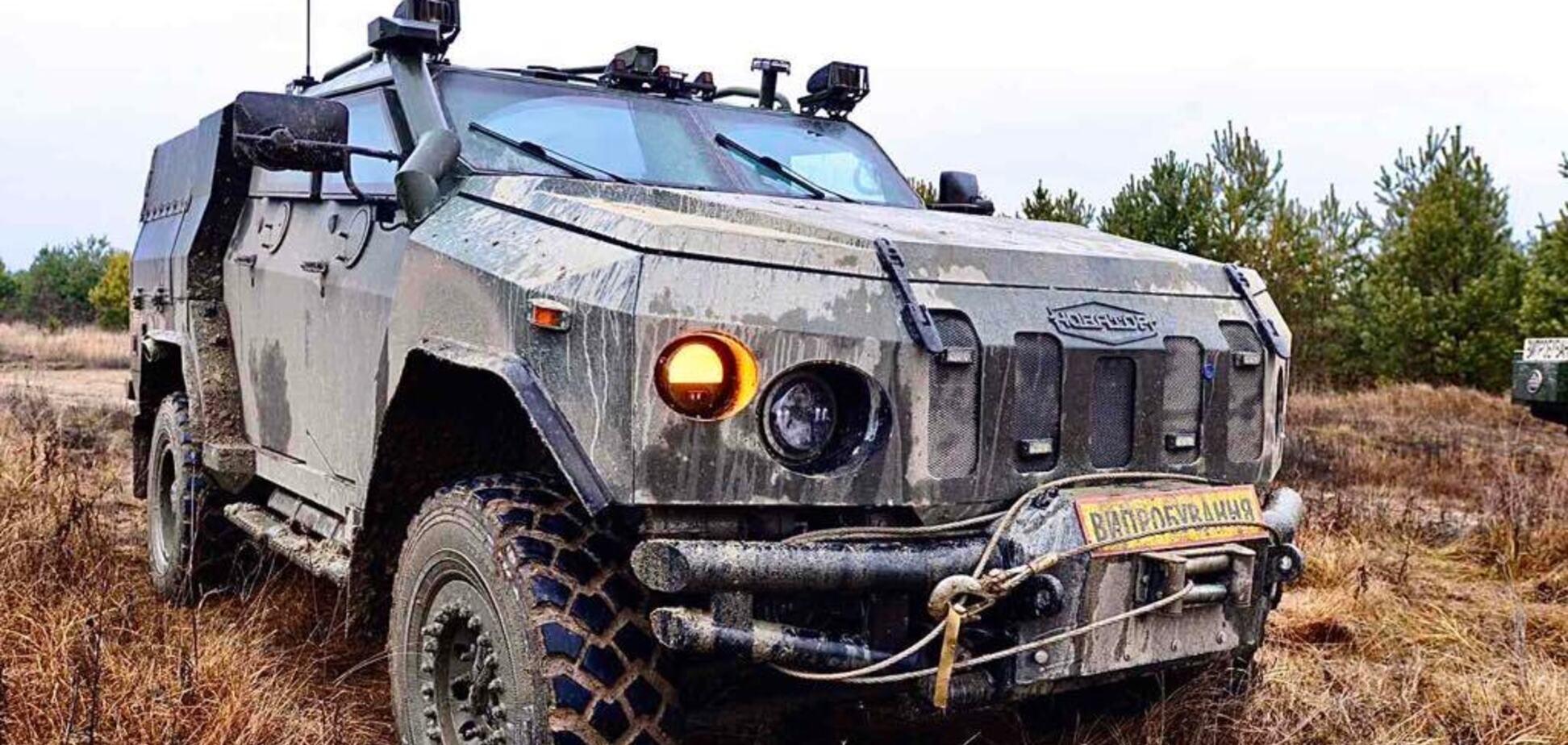 Партія броньовиків 'Новатор' вирушить в Сухопутні війська ЗСУ