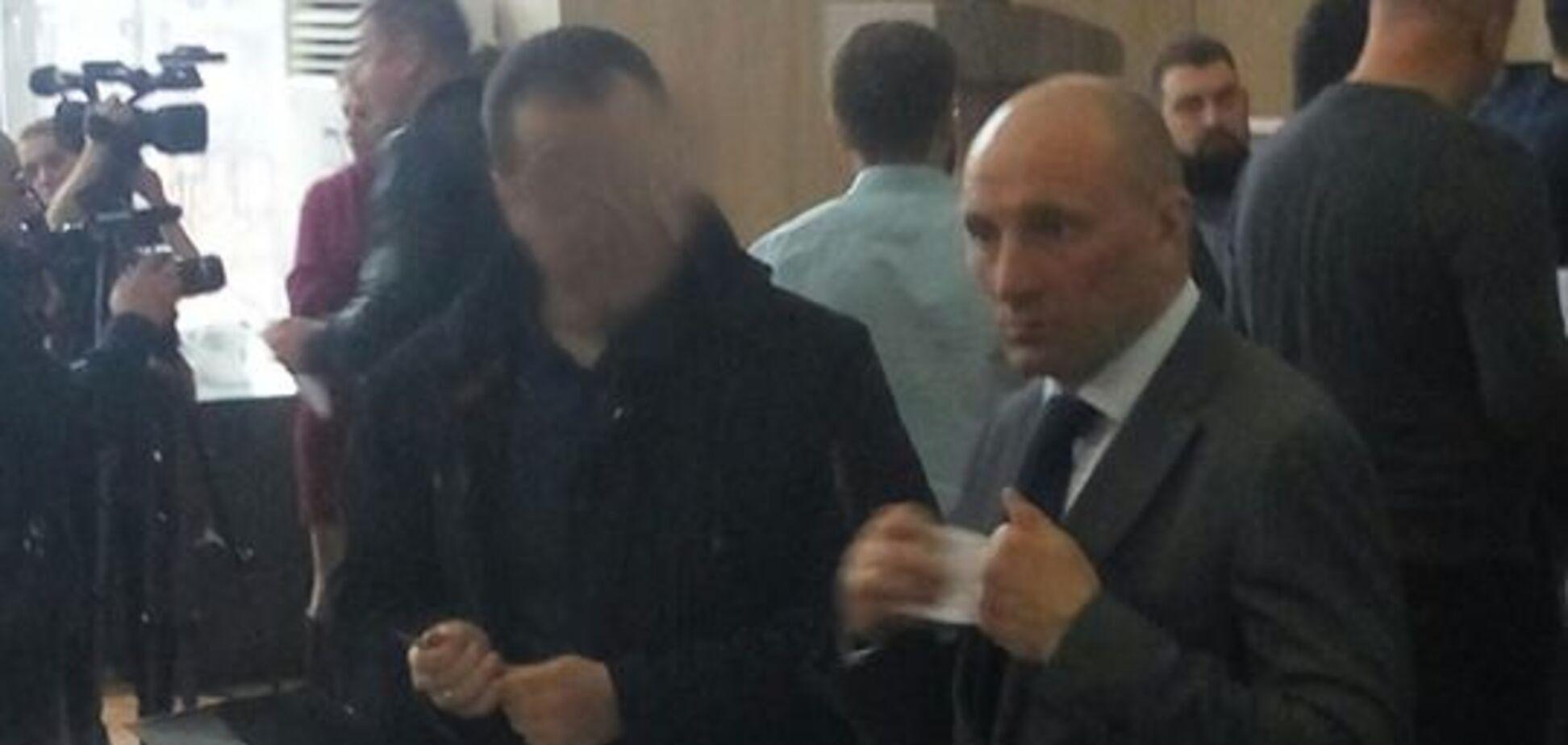 Мер Черкас отримав повістку від СБУ у 'справі бухгалтерів'