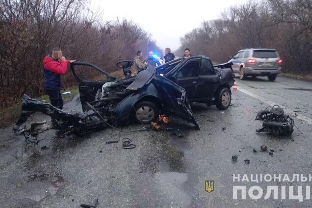 Смертельна ДТП під Дніпром