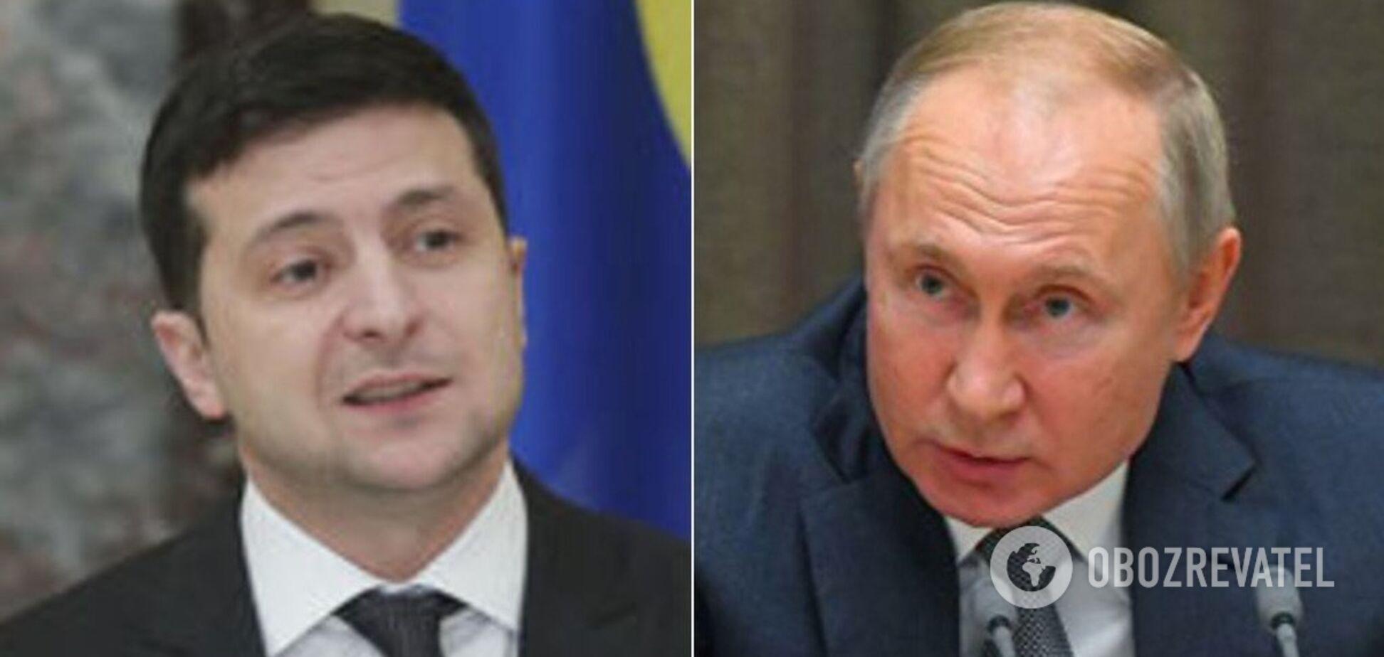 Офис Зеленского призвали к публичному ответу на прямые угрозы Путина