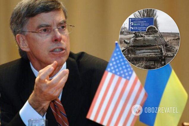 Уильям Тейлор заявил, что Донбасс Украине можно вернуть за год-два
