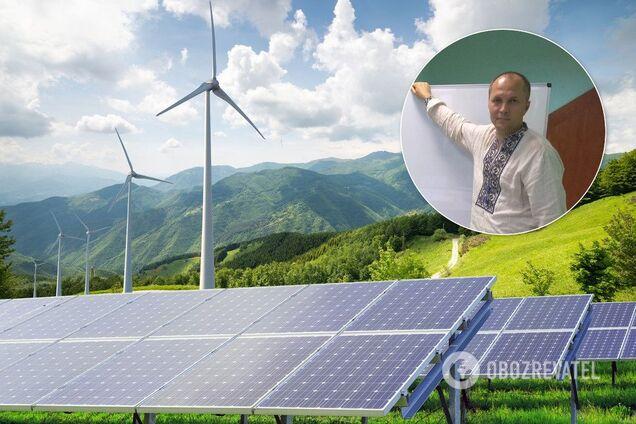 """""""Зеленую"""" энергетику обвинили в загрязнении атмосферы"""