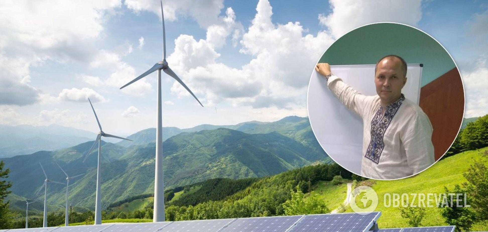 'Зелену' енергетику звинуватили в забрудненні атмосфери