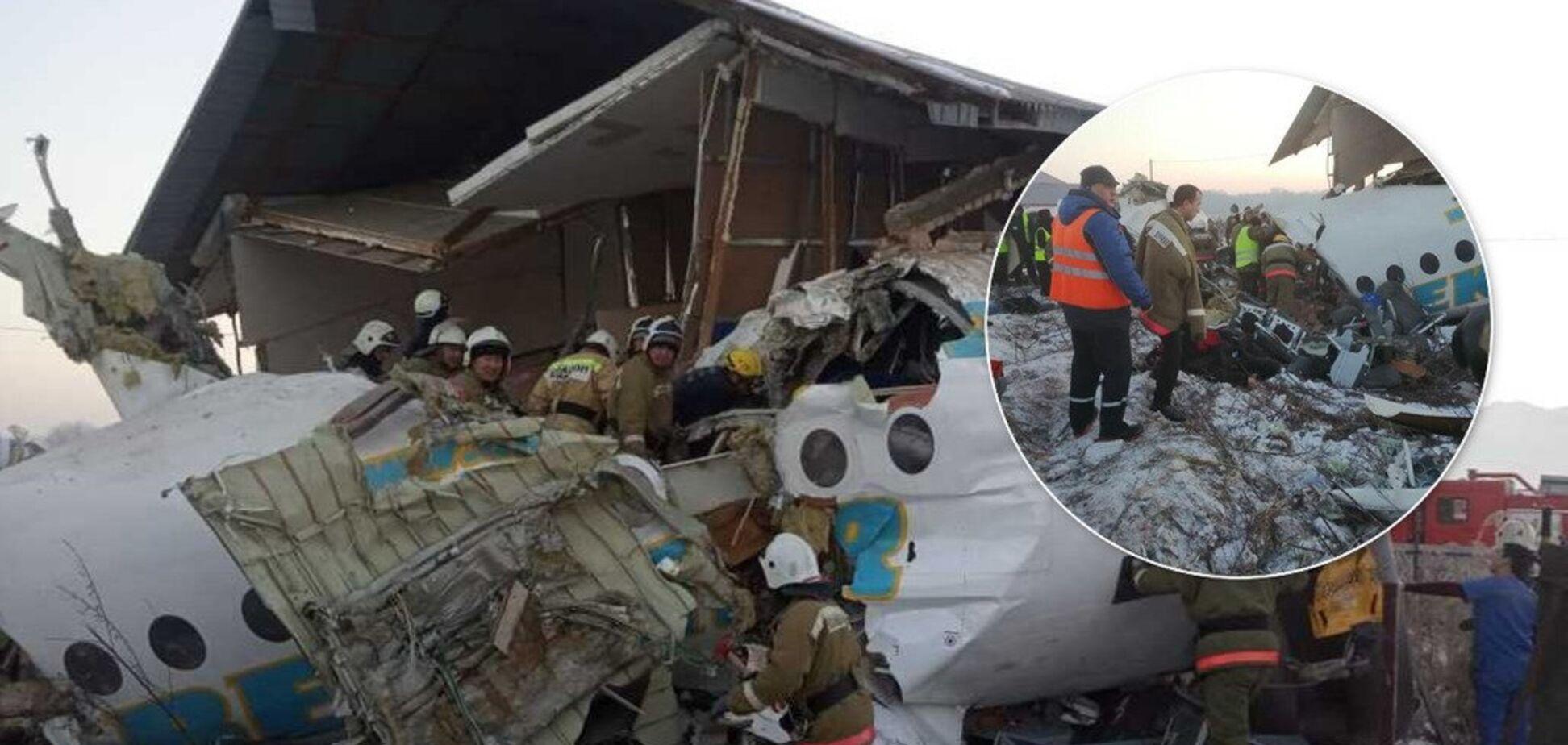 Авиакатастрофа в Казахстане: стали известны фамилии украинцев, которые были на борту