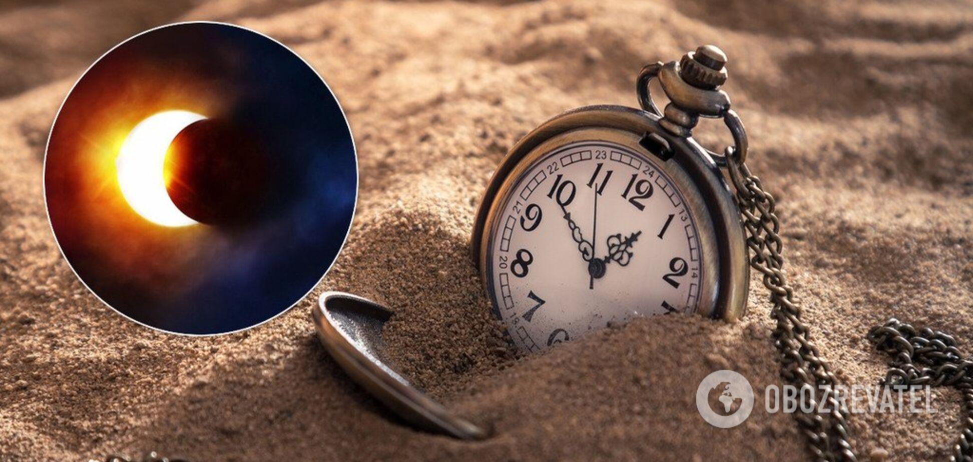 '2 січня створіть своє майбутнє': астролог розповів про точку між затемненнями
