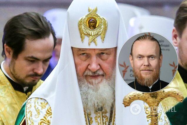 Патриарх Кирилл и Евстратий Зоря