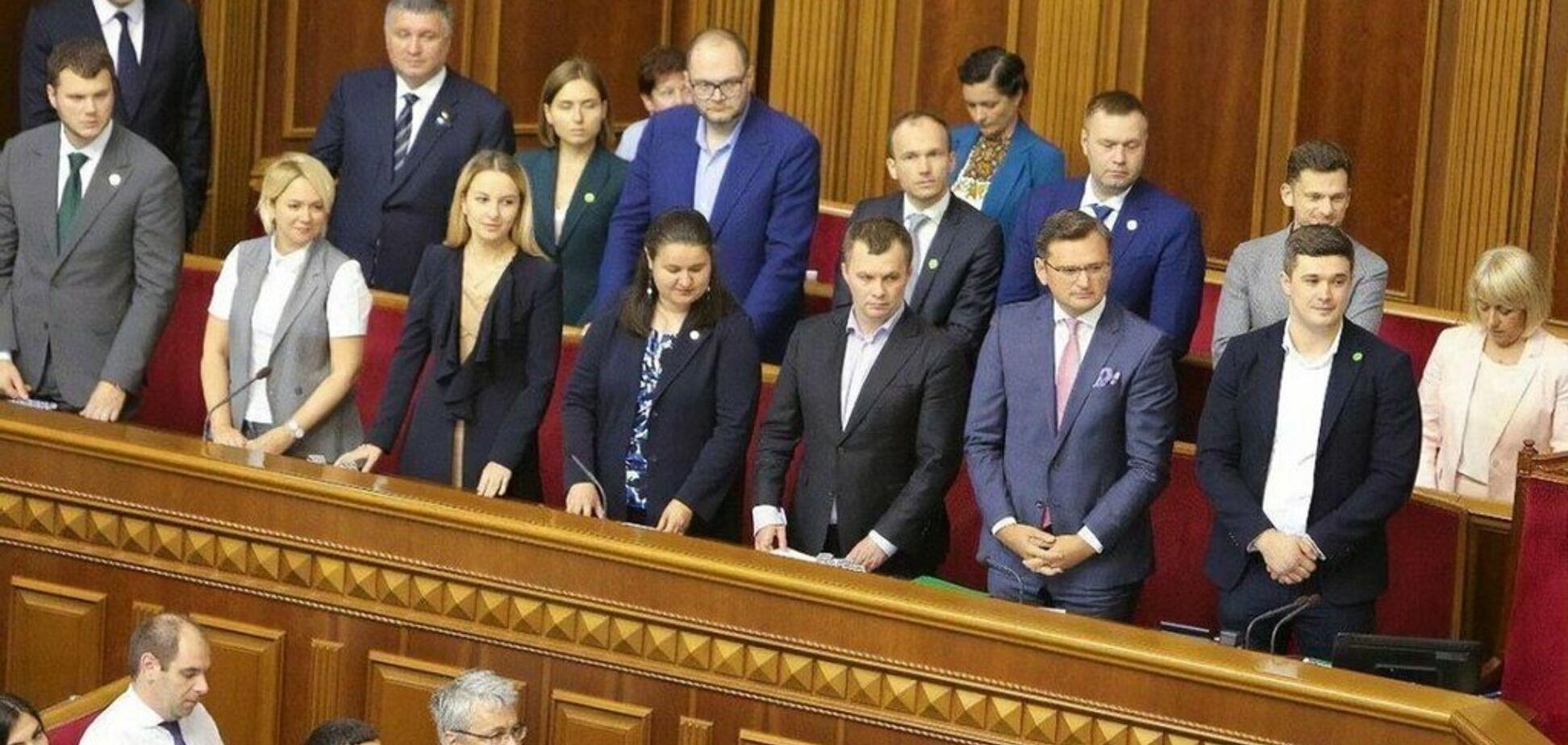 Временщики в Украине