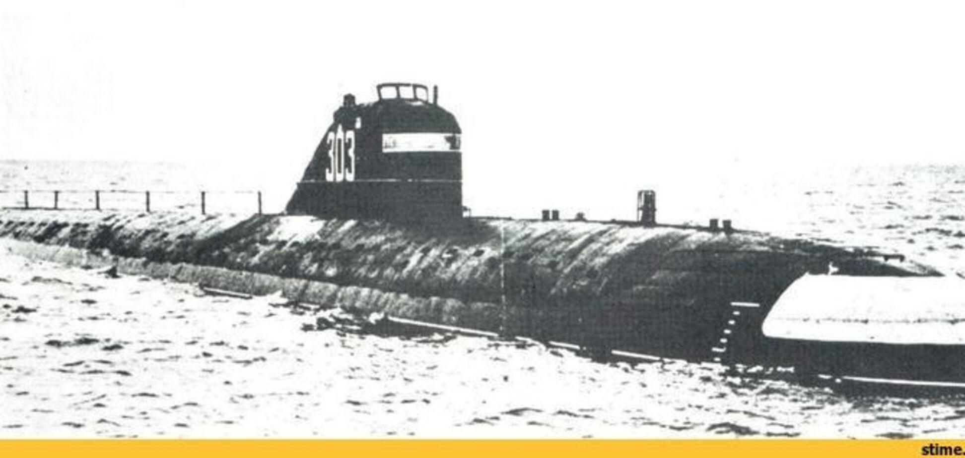 Первая советская атомная подлодка убила весь экипаж
