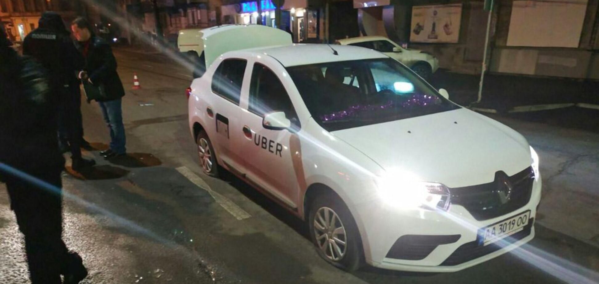 Вытащили из машины и избили: в центре Днепра совершили дерзкое нападение на таксиста