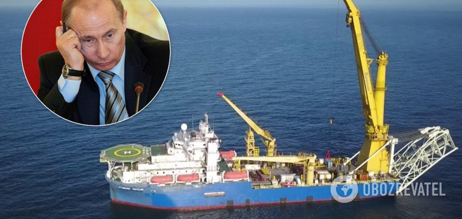 У 'Нафтогазі' пояснили масштаб удару по 'газопроводу Путіна'