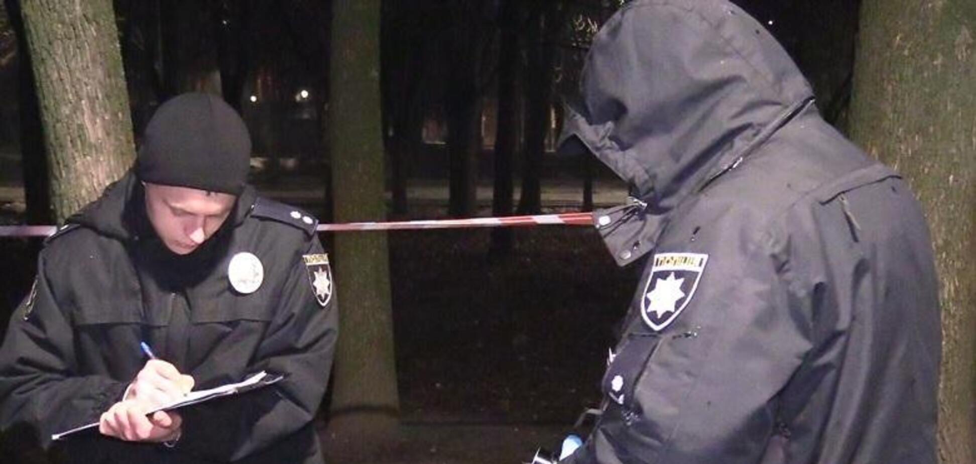 У Києві в парку жорстоко вбили чоловіка