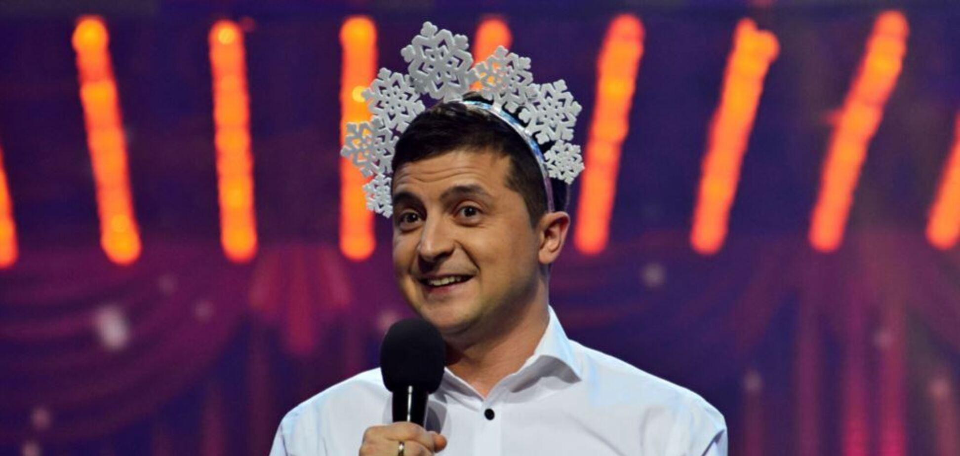 Зеленський сказав, де святкуватиме Новий рік - новини України