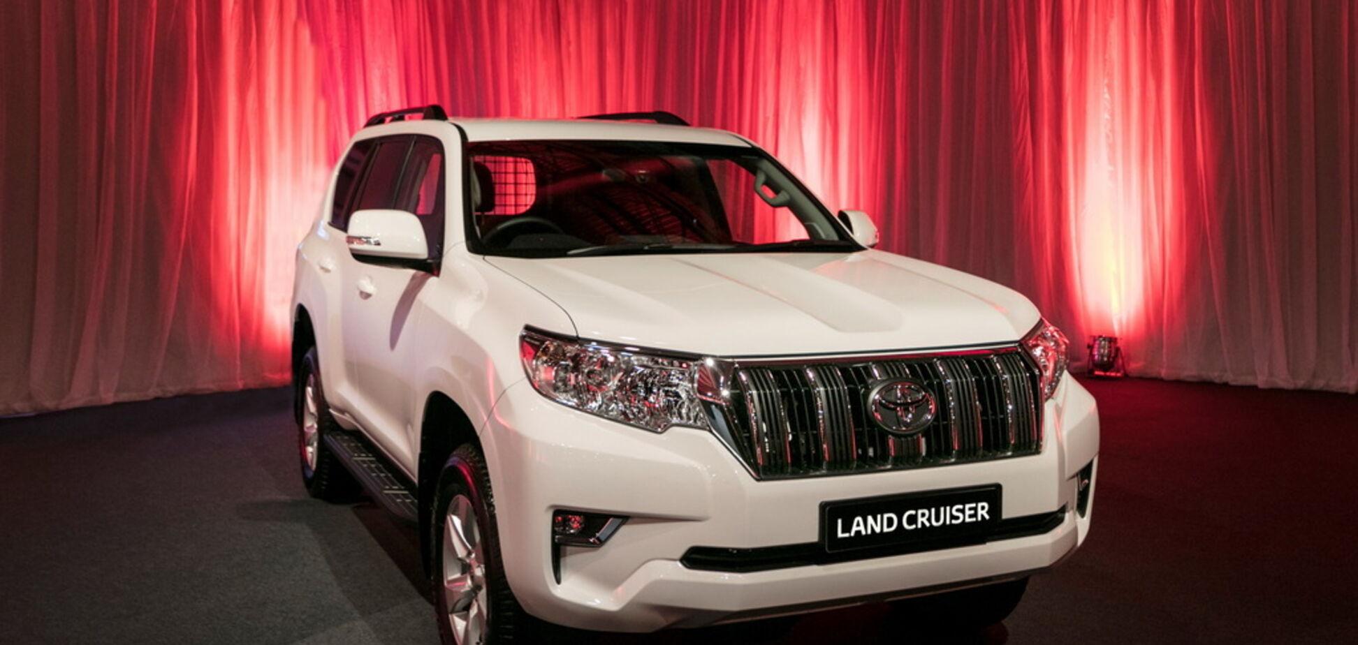 Новий Toyota LC Prado підкорить серця українських аграріїв